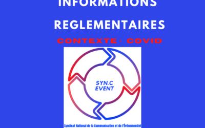 Covid 19- Les dispositions à partir du 28 novembre 2020